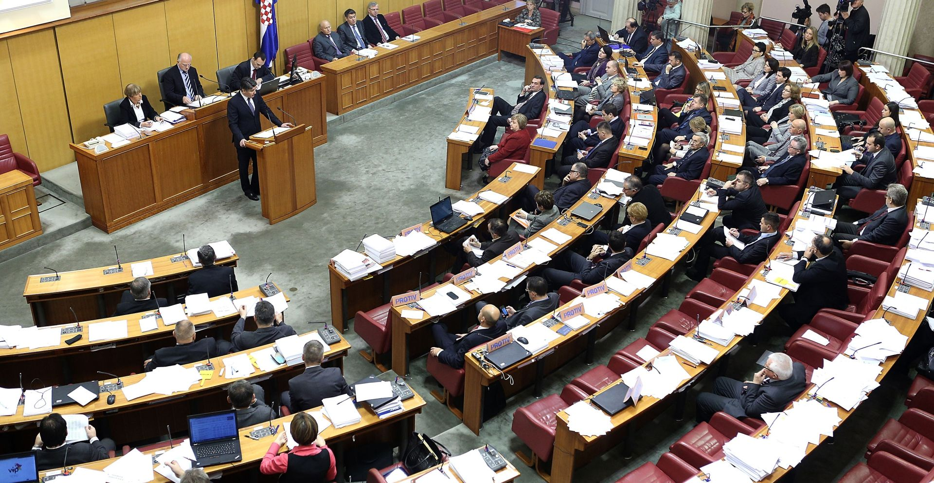 U Sabor ušlo 19 od 48 kandidiranih gradonačelnika
