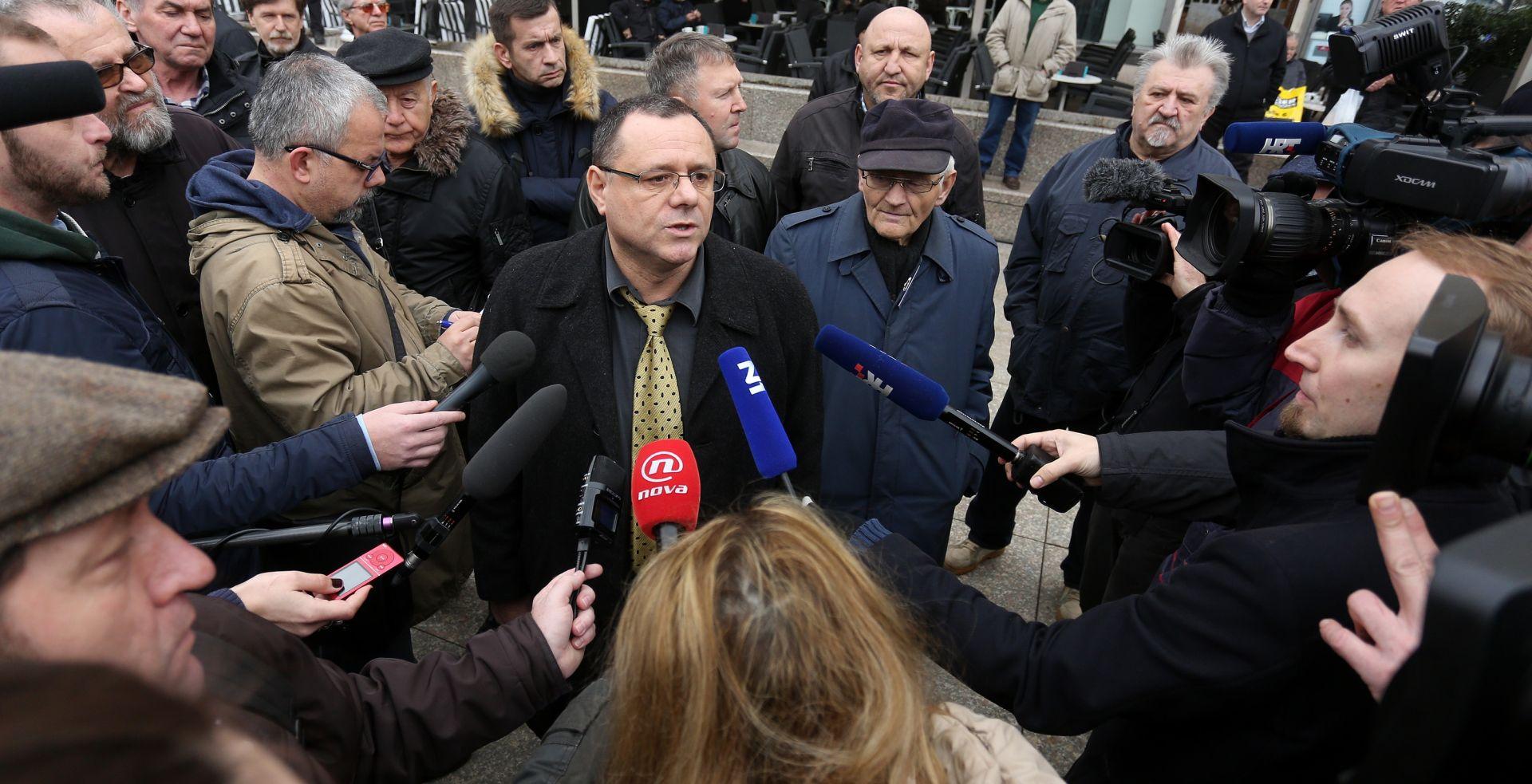 Keleminec optužio policiju da mu uznemiruje obitelj i članove stranke