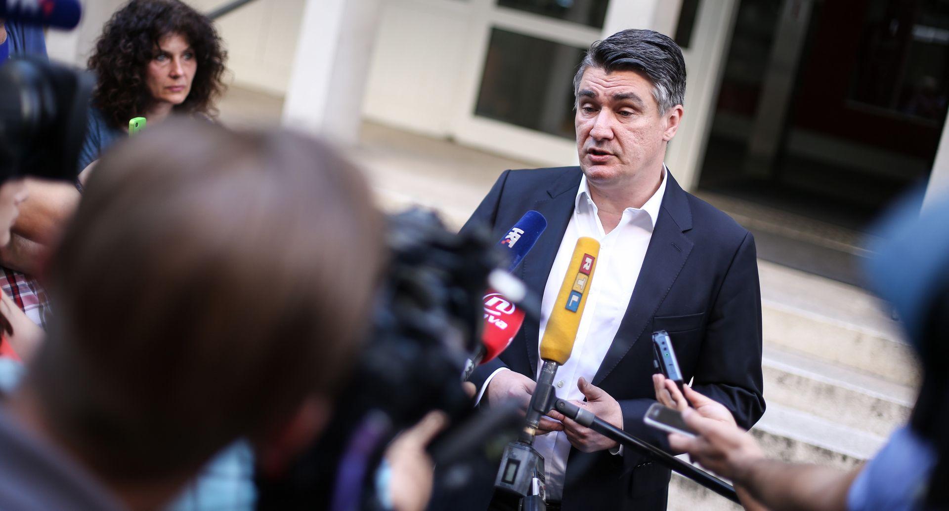 Milanović: Ova generacija političara treba stvoriti zemlju iznad europskog prosjeka