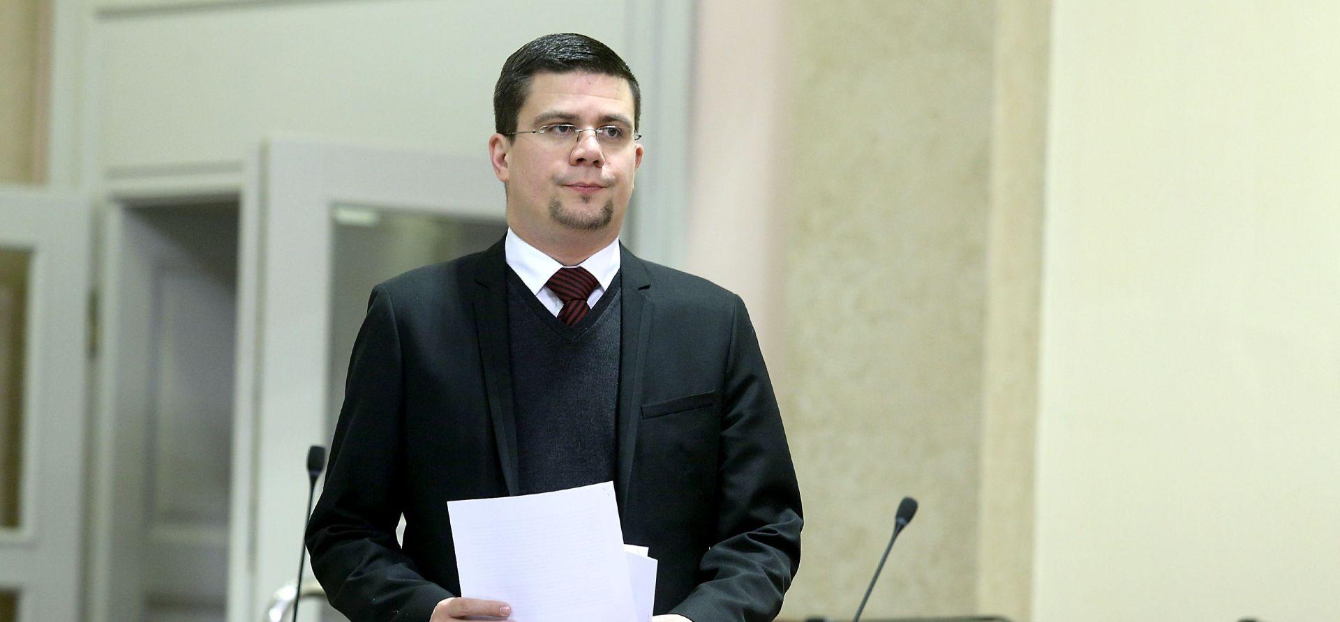 """HAJDUKOVIĆ """"SDP je postao prazna ljuštura bez tema"""""""