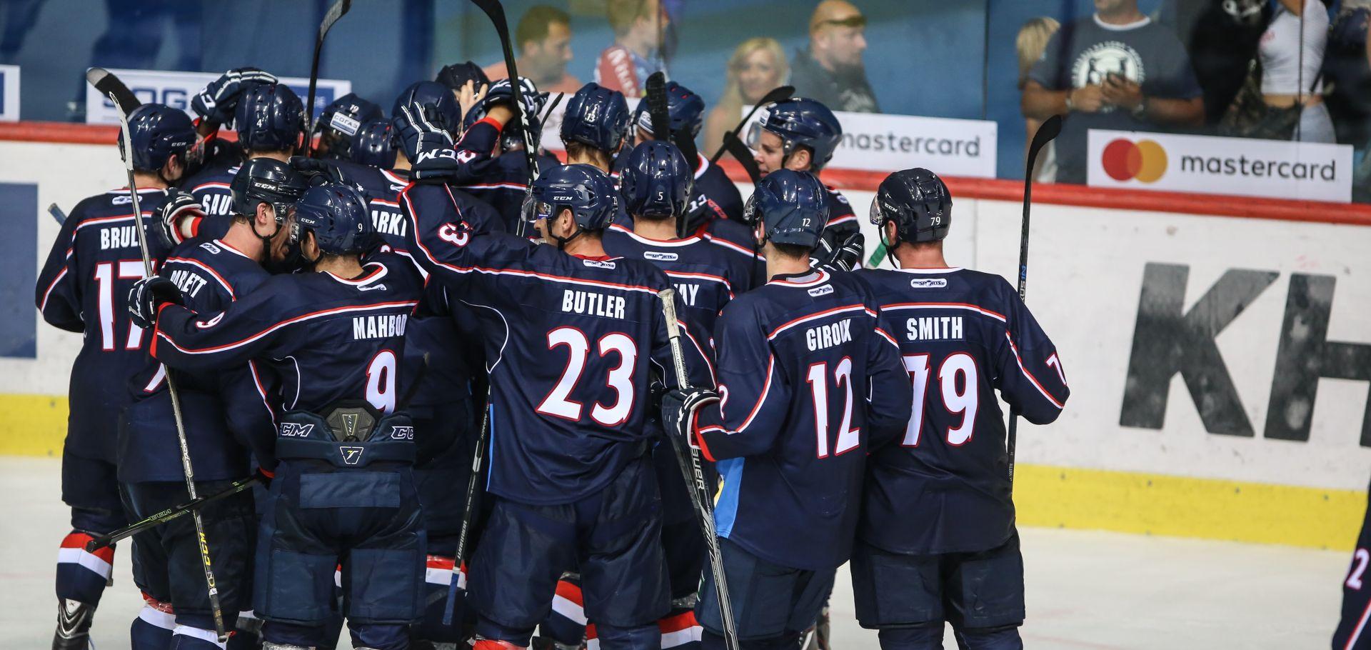 KHL Medveščak izgubio kod Slovana nakon kaznenih udaraca