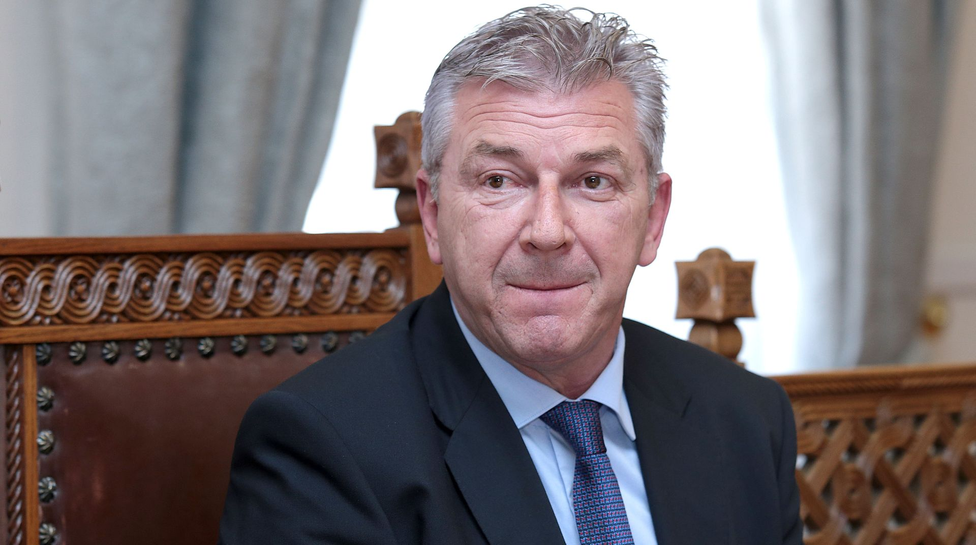 """RANKO OSTOJIĆ """"SDP se ne može voditi iz Bruxellesa, već iz Zagreba"""""""