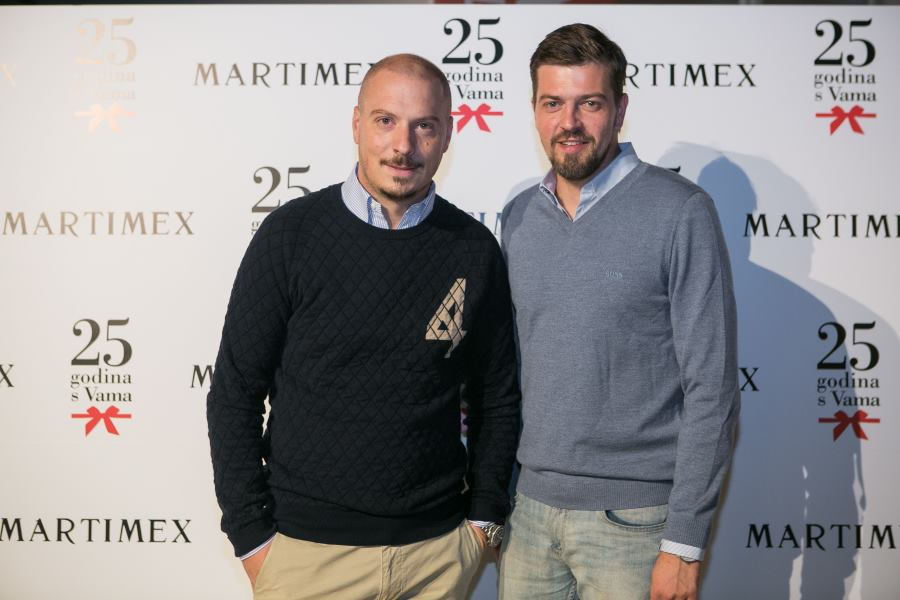 Petar Ćiritović i Amar Bukvić