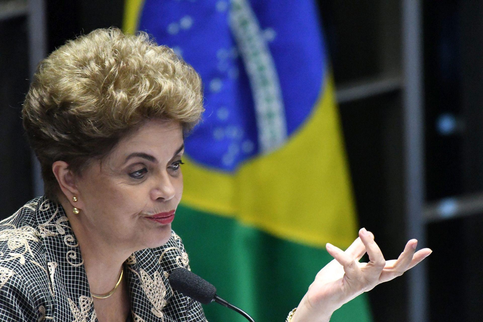 """BRAZILSKI PREDSJEDNIK: Odluka da Rousseff zadrži politička prava je """"mala"""" sramota"""