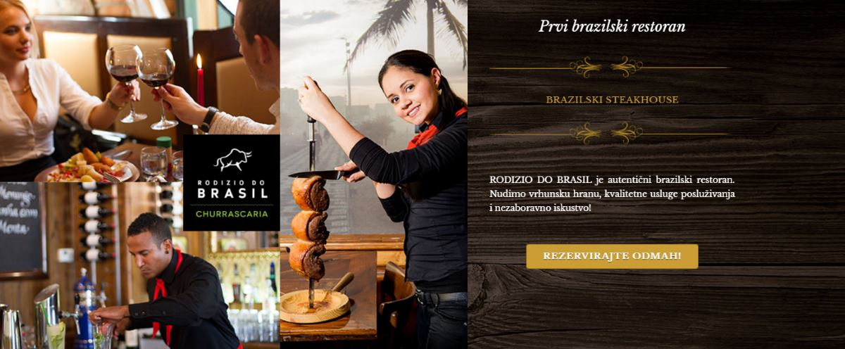 FOTO: VIDEO: RODIZIO DO BRASIL Prvi rođendan brazilske gastronomske atrakcije
