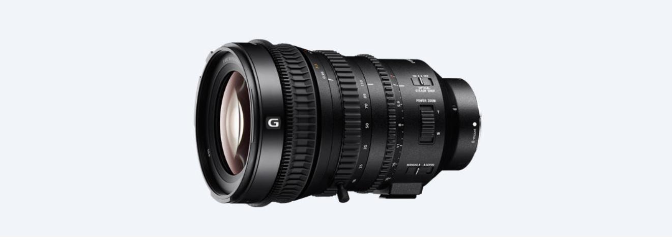 VIDEO: Sonyev novi objektiv SELP18110G s motoriziranim zumom