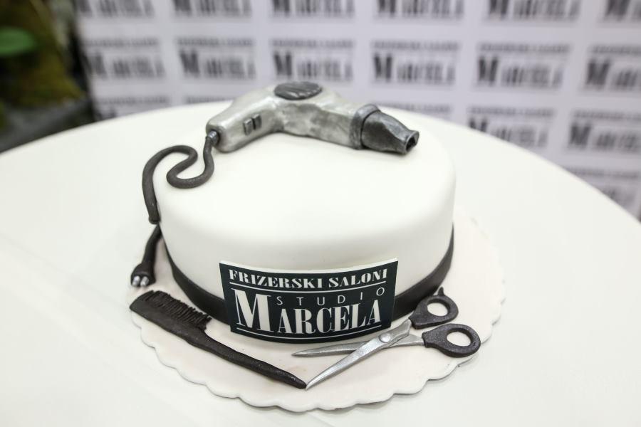 Rođendanska torta Studija Marcela