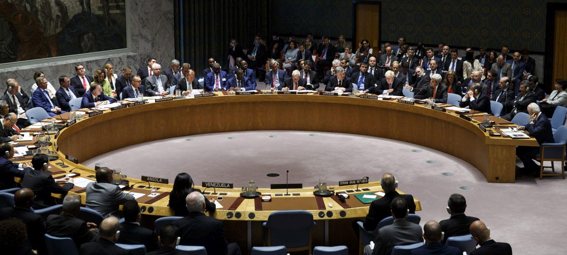 ZADRŽAO PREDNOST: Portugalac Guterres vodi u utrci za novog glavnog tajnika UN-a