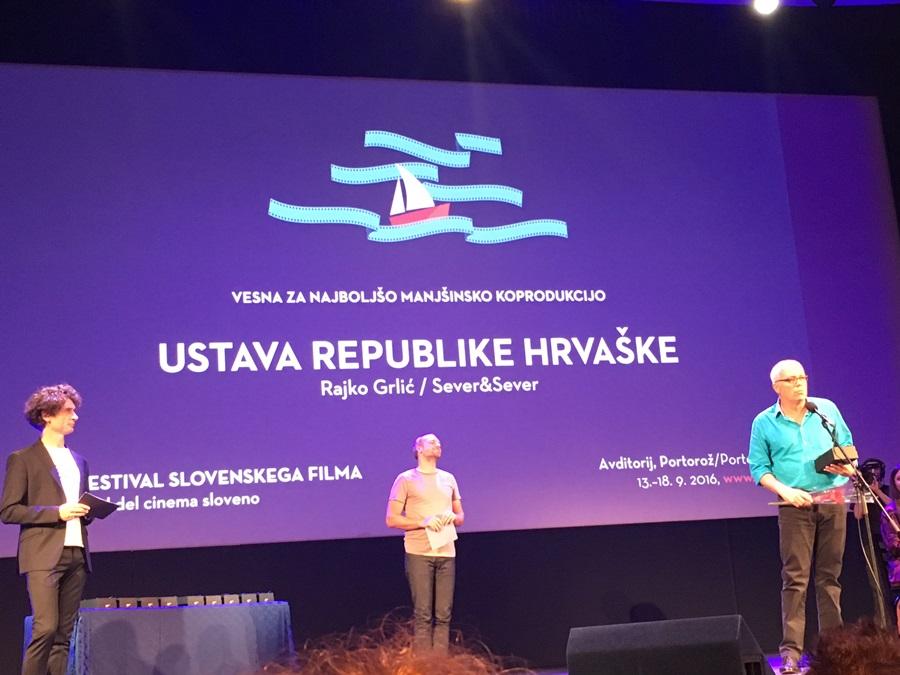 Najiščekivaniji regionalni film godine osvojio je nagradu za najbolju koprodukciju