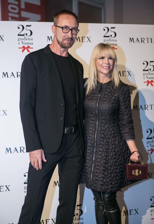Veljko Marton i Mila Elegović