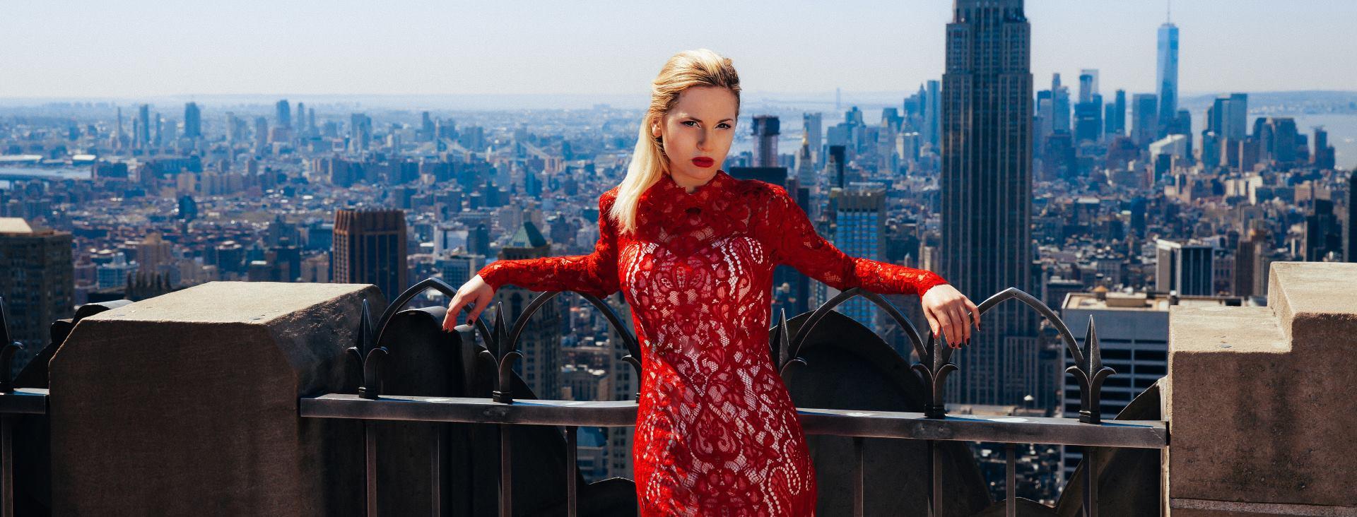 FOTO: Vesna SPOSA predstavlja jesensku kolekciju 'New York City'