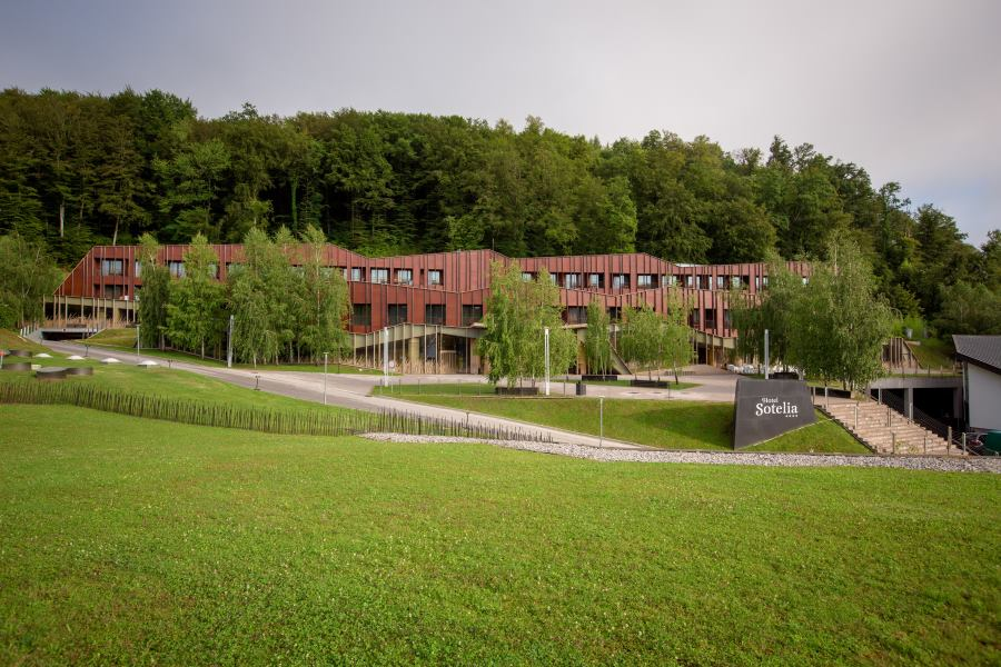 Wellness hotel Sotelia