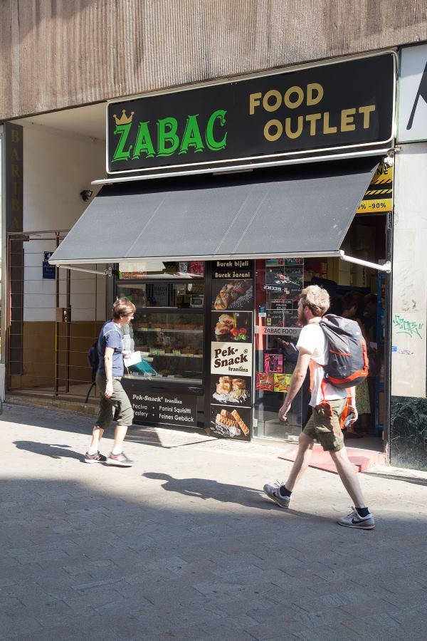 Food Outlet 'Žabac'