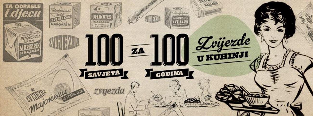 Tvrtka Zvijezda izložbom '100 godina okusa' proslavila sto godina tradicije, kvalitete i izvrsnosti