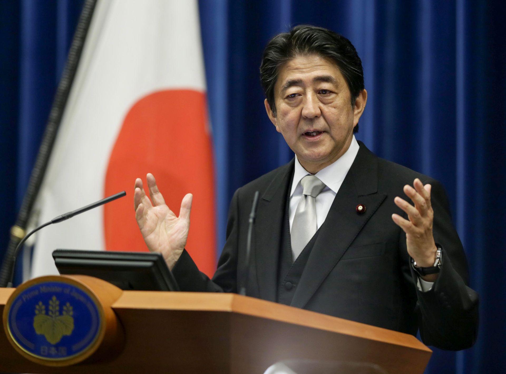 JAPAN Sigurnost i trgovina na dnevnom redu Abeove turneje po Europi