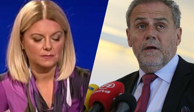 AUDIO SNIMKA: Poslušajte kako Bandić grubo vrebalno napada novinarku Mirjanu Hrgu