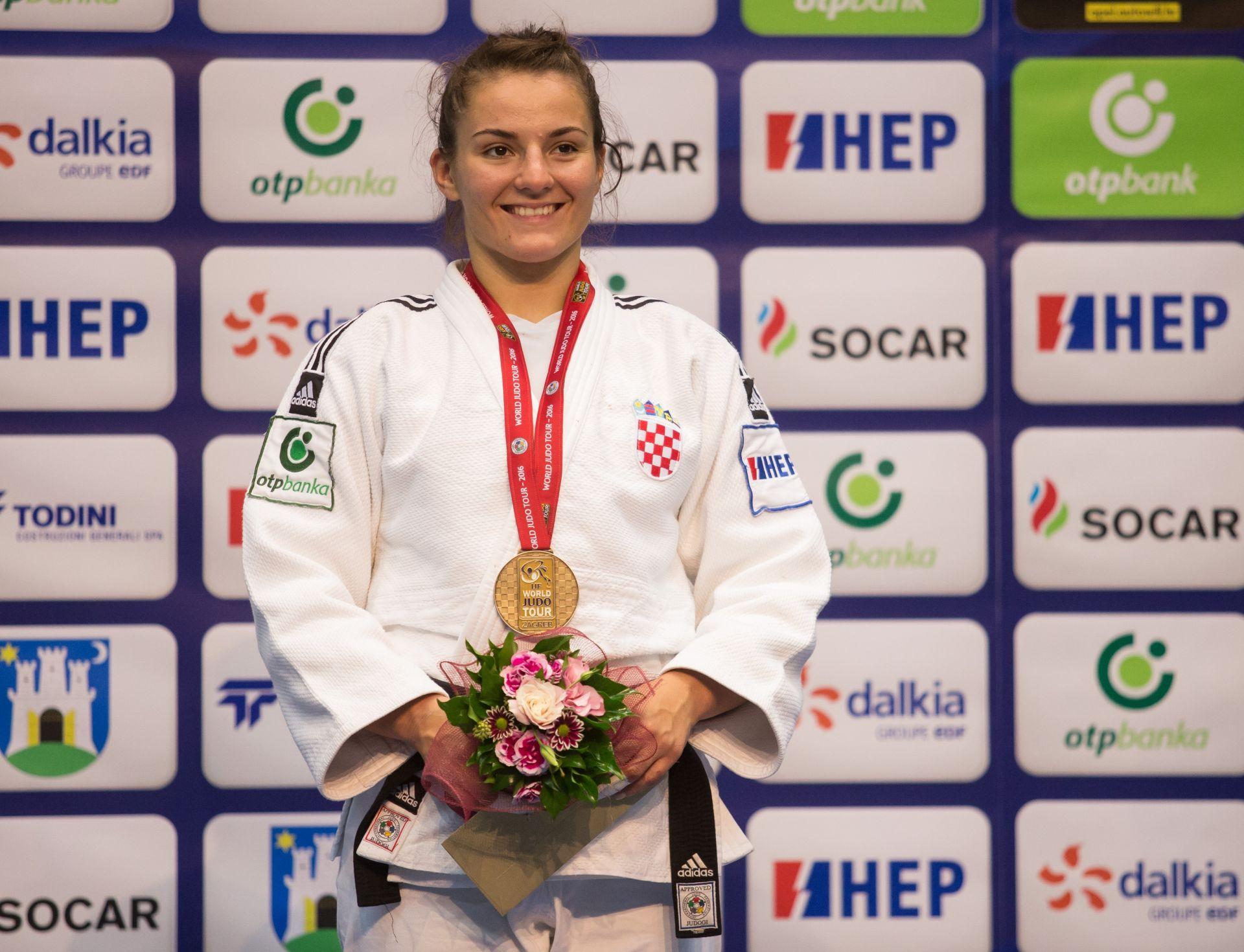 IJF Judo Grand Prix Zagreb 2016: Barbara Matić osvojila zlato