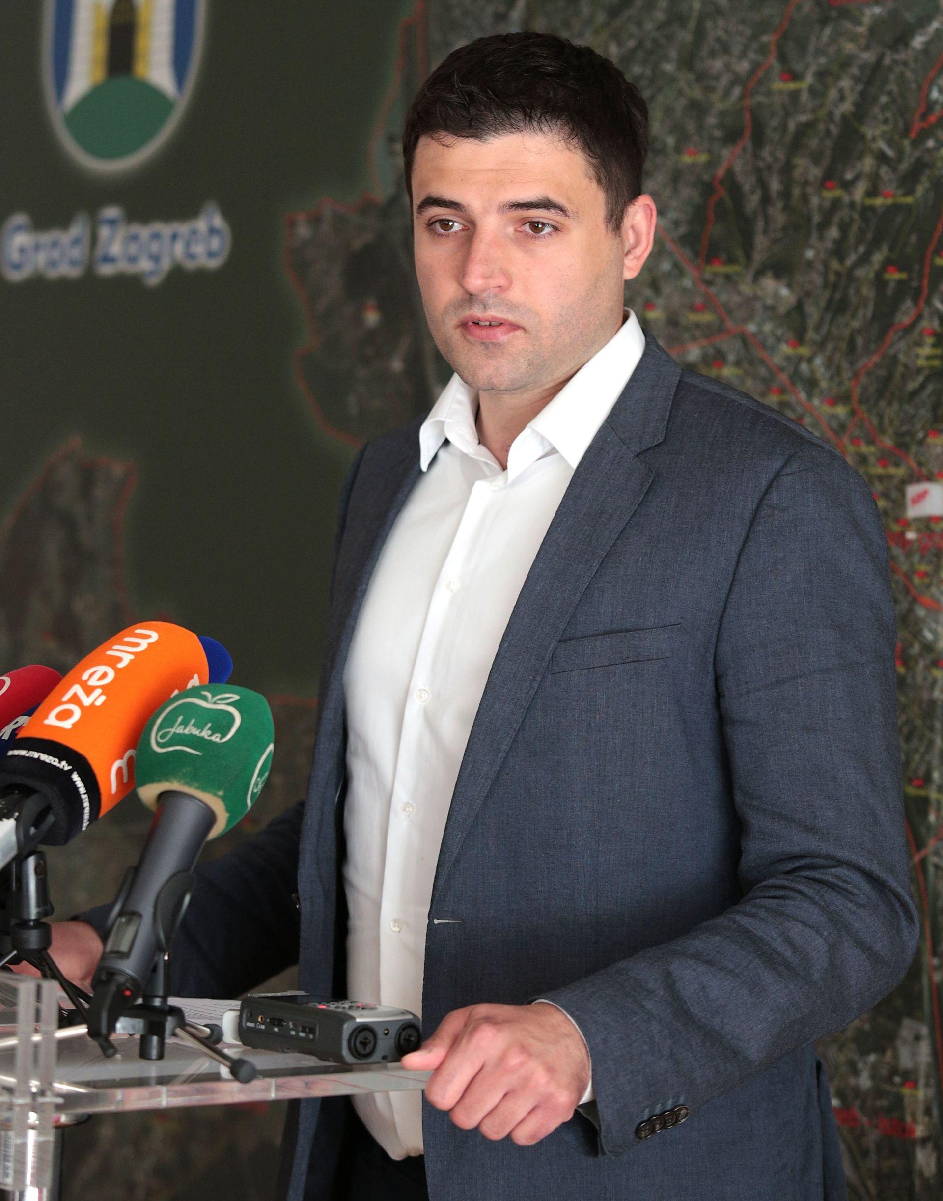 DAVOR BERNARDIĆ: Zagrebu prijeti napuljski scenarij s otpadom