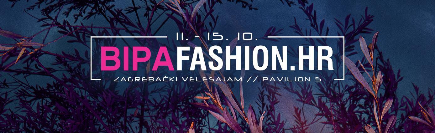 BIPA FASHION.HR Poznati hrvatski tjedan mode predstavlja službenu kampanju