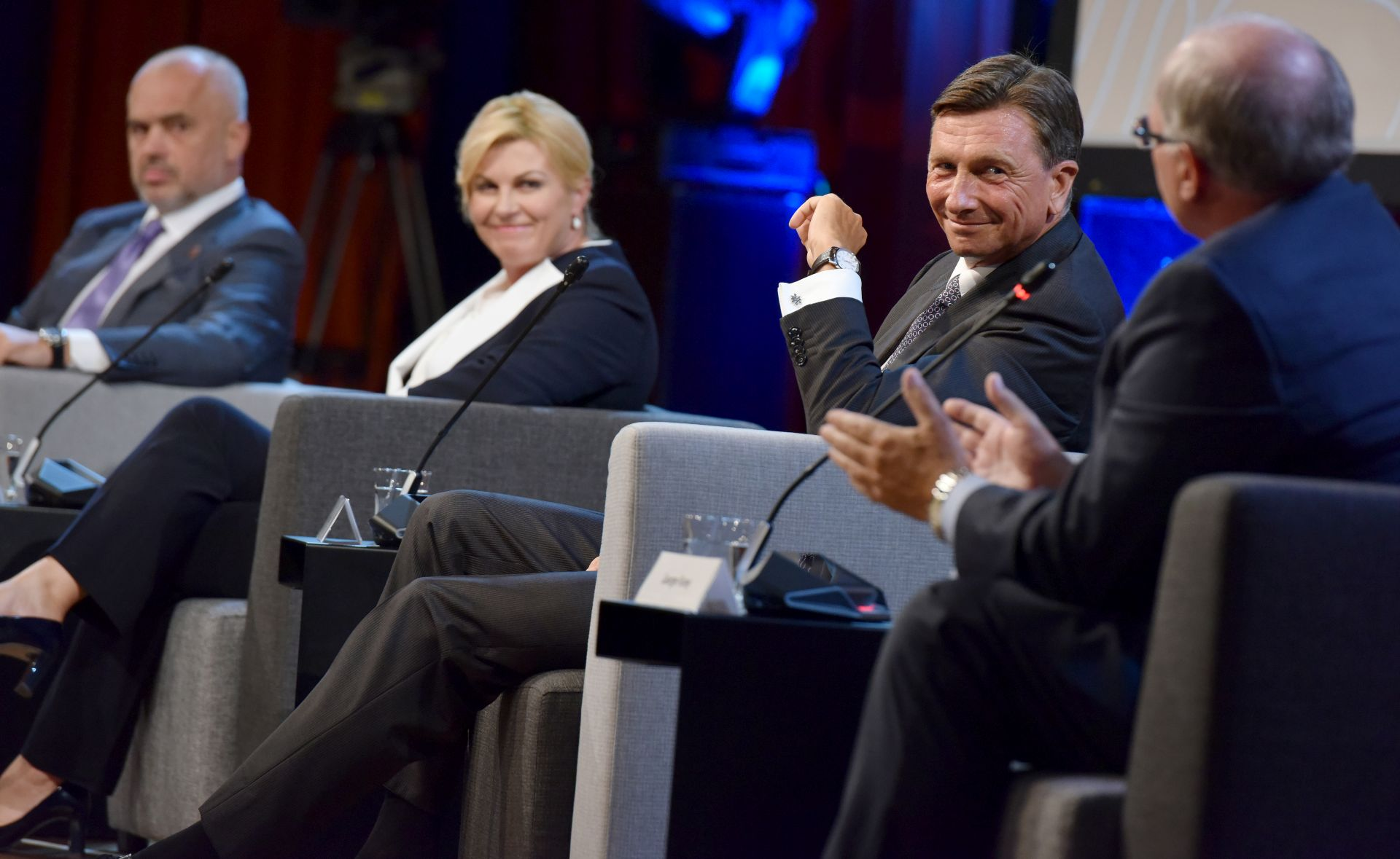 ZAVRŠEN BLEDSKI FORUM: 'EU treba naći učinkovitija rješenja za krize i izazove'