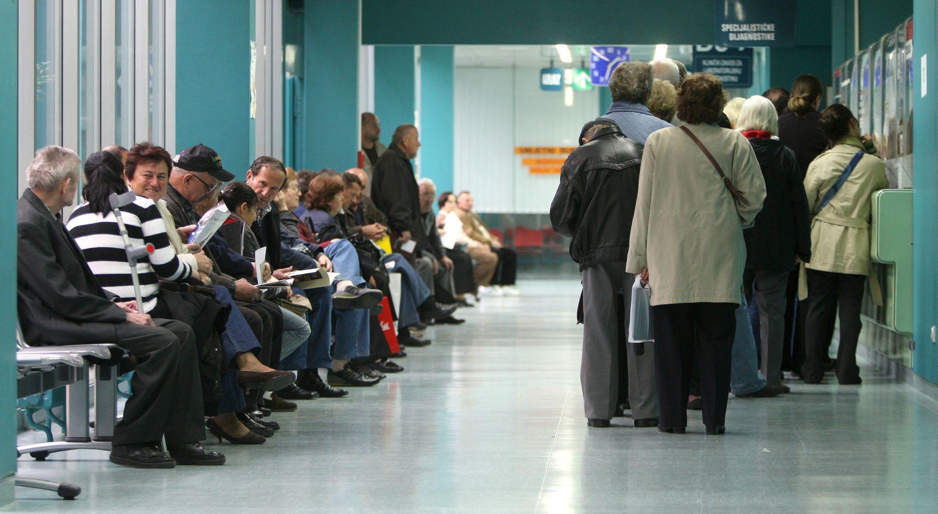 HZZO KREĆE U KONTROLE: Ove godine dnevno na bolovanju 46.909 osoba