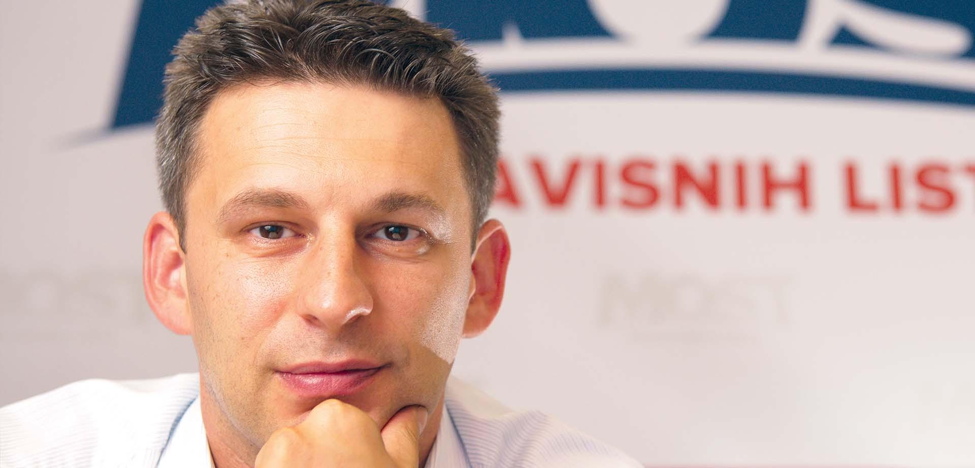 INTERVJU Božo Petrov: 'U izvršnoj vlasti ne mogu biti Beljak, Jambo, Vrdoljak, ali ni Hasanbegović ako tvrdi da su ustaše heroji'
