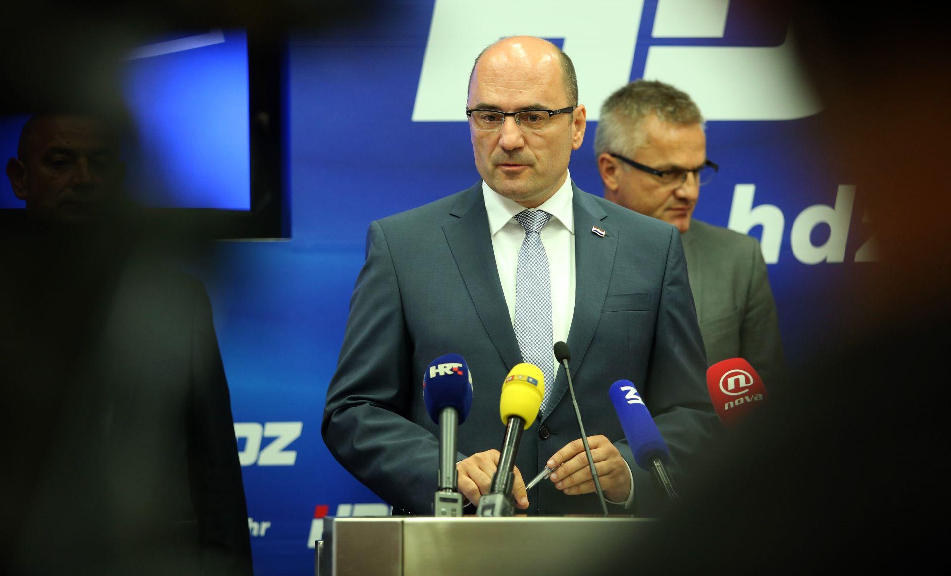 METKOVIĆ Milijan Brkić najavio borbu HDZ-a protiv MOST-a