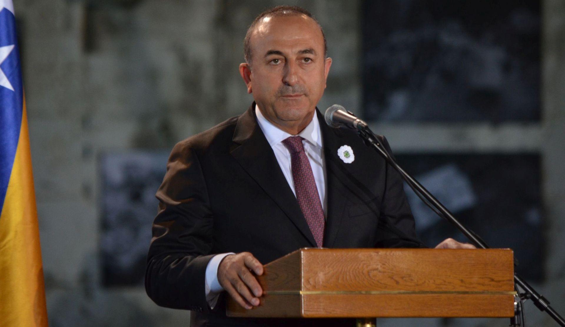 """CAVUSOGLU U STRASBOURGU: Turska će """"transparentno"""" suditi krivcima za puč"""