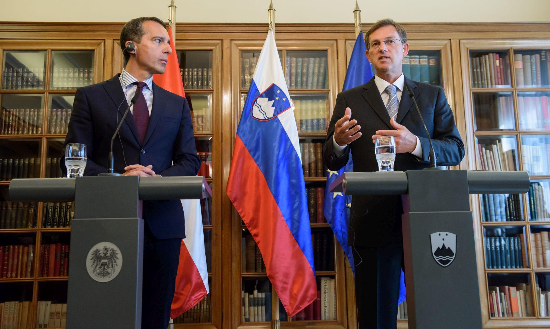 GRANICA S HRVATSKOM Cerar: 'Slovenija će strogo primjenjivati schengenske propise'
