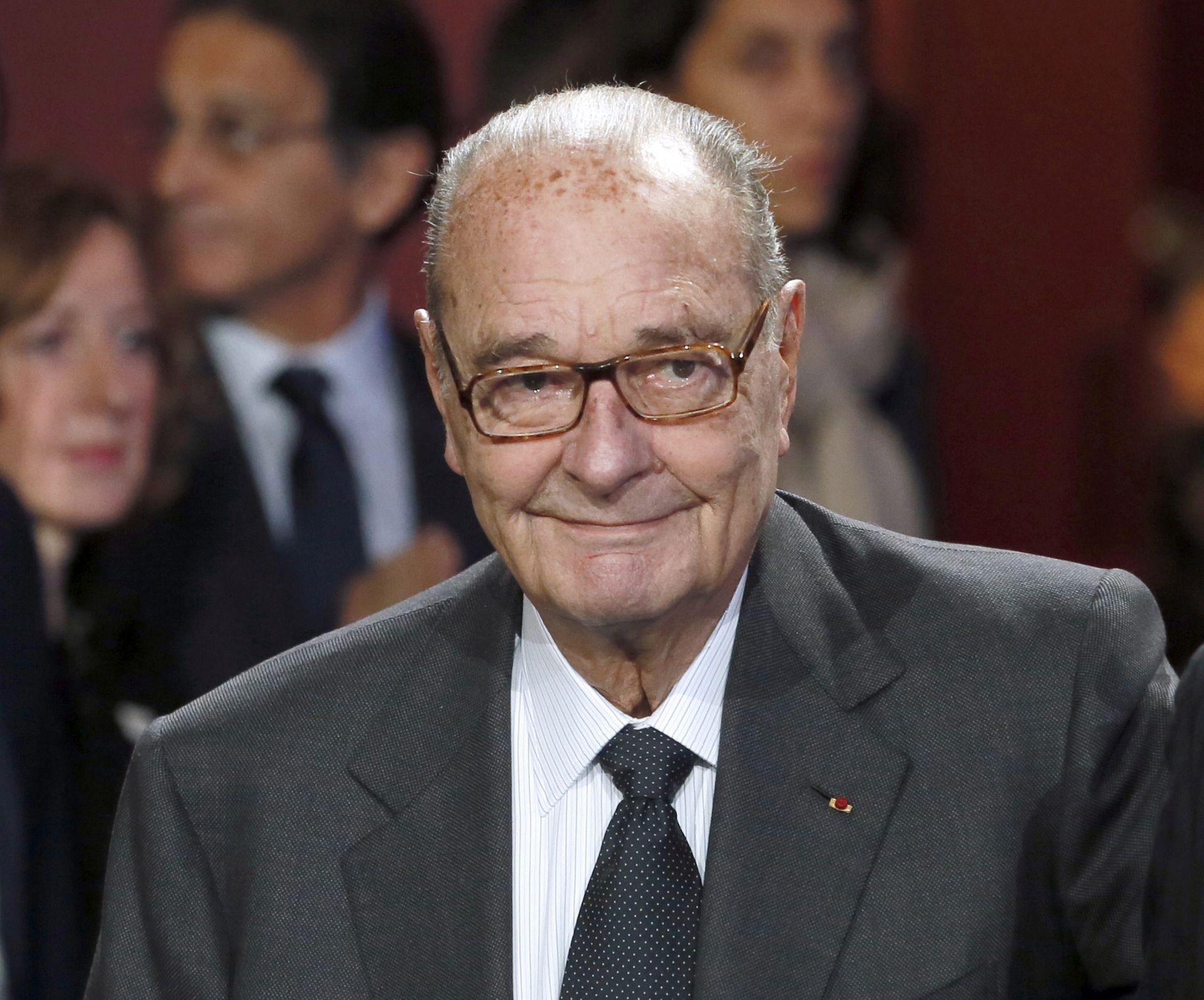 "PARIZ Jacques Chirac hospitaliziran zbog ""plućne infekcije"""