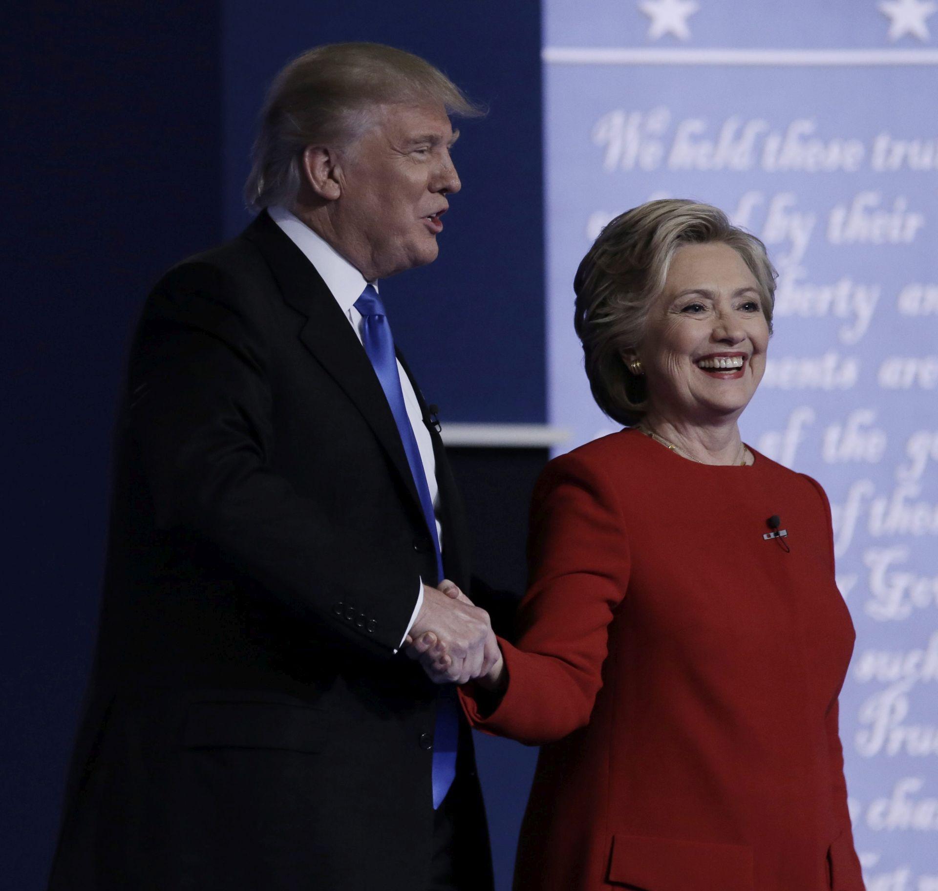 OBOREN REKORD: Predsjedničko sučeljavanje gledalo rekordnih 84 milijuna Amerikanaca