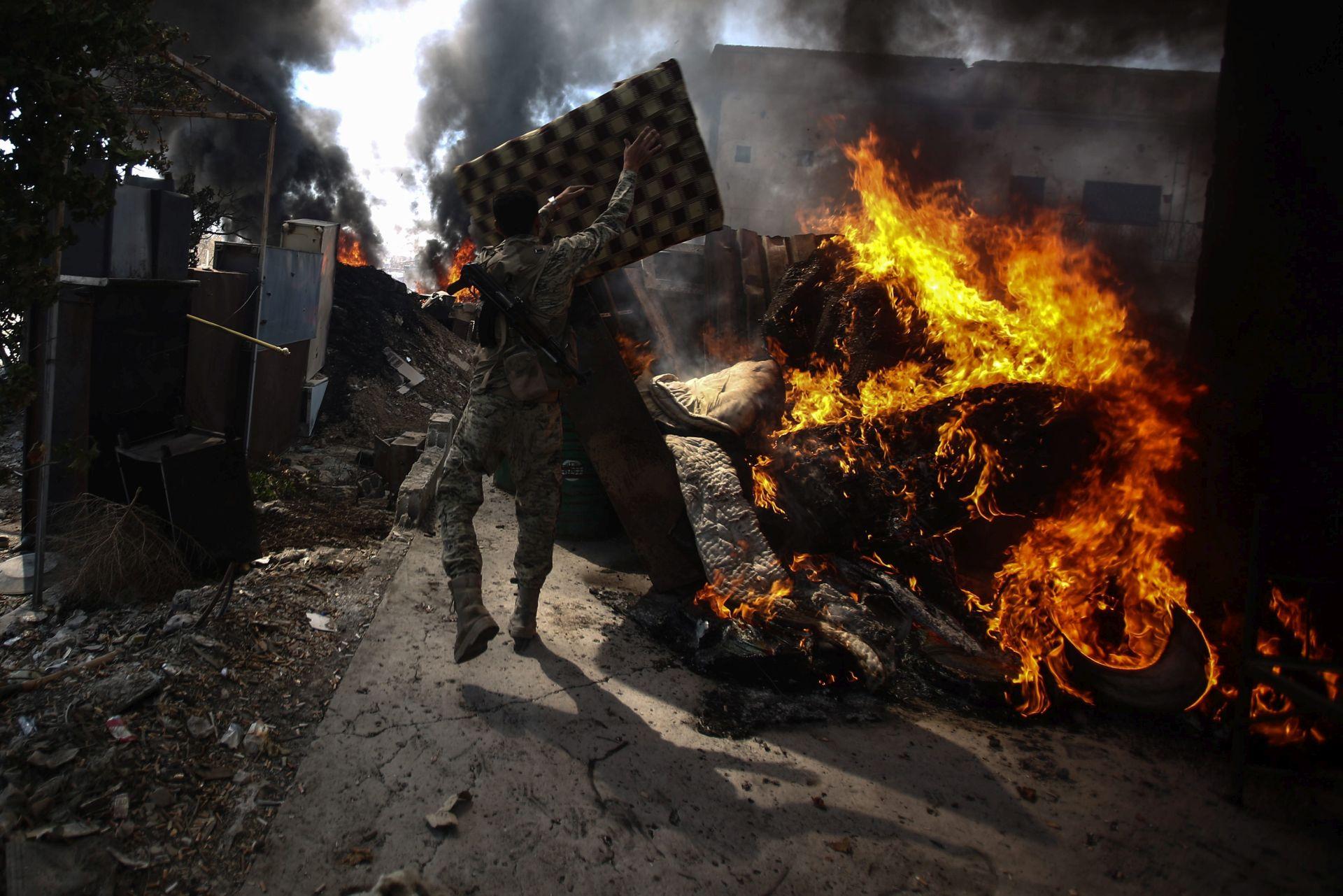 SIRIJSKA VOJSKA: Primirje u Siriji je završeno