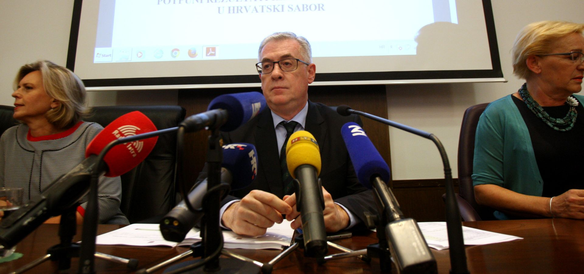 DIP objavio potpune rezultate, HDZ relativni pobjednik