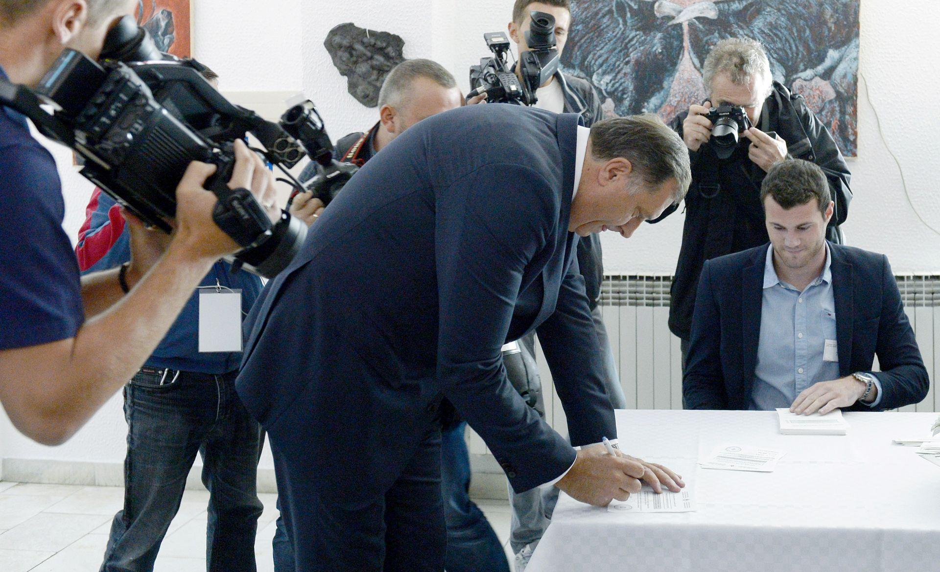 TUŽITELJSTVO BiH: Dva člana Dodikove stranke uhićena zbog izborne prijevare