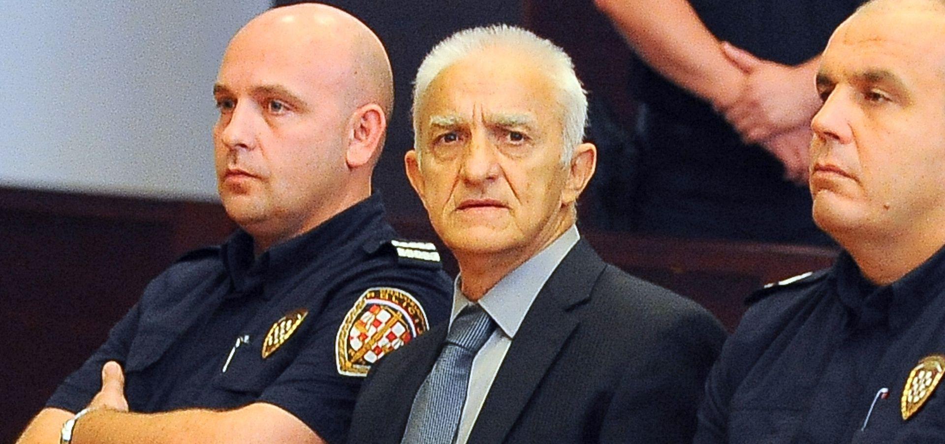 SPLIT Kapetanu Draganu 15 godina zatvora