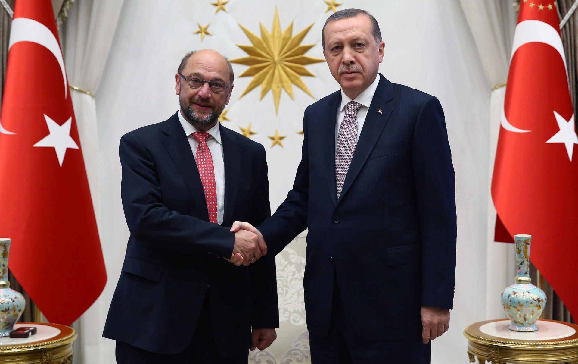 ODNOSI S EU: Turski antiteroristički zakon i dalje kamen spoticanja