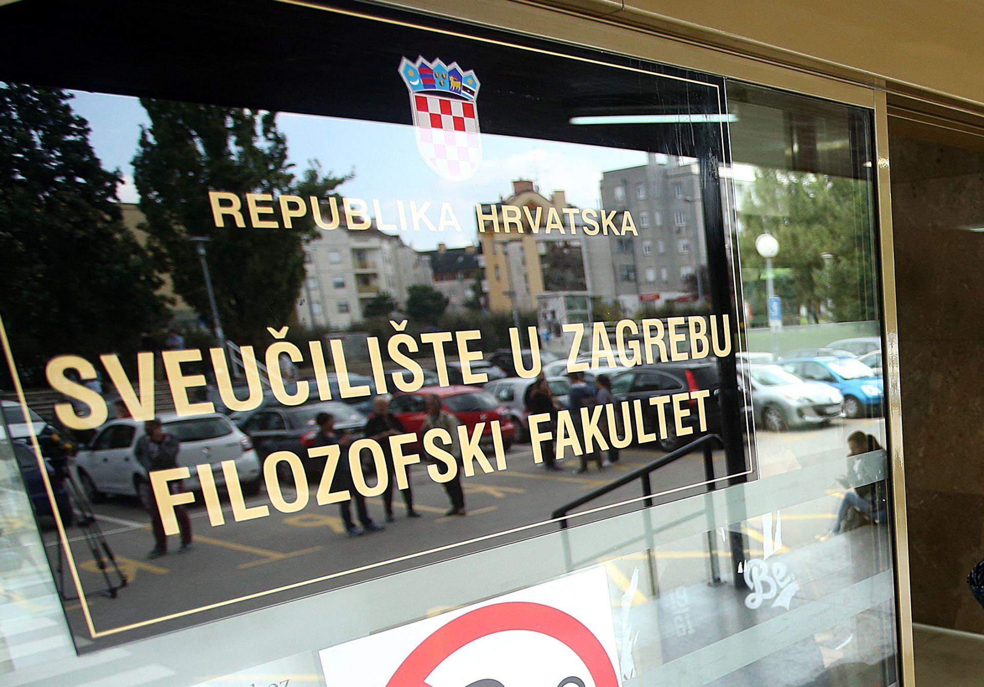 Sokol Marić podnio kaznenu prijavu protiv profesora Filozofskog fakulteta