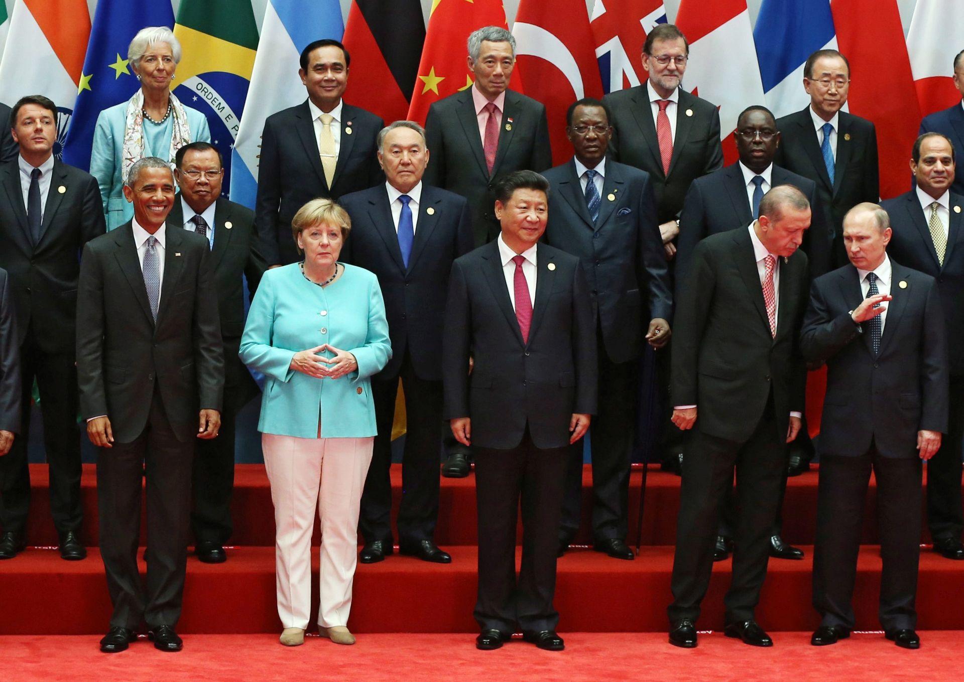 SUMMIT G20: Borba protiv slabosti svjetskog gospodarstva, ali s malo konkretnih prijedloga