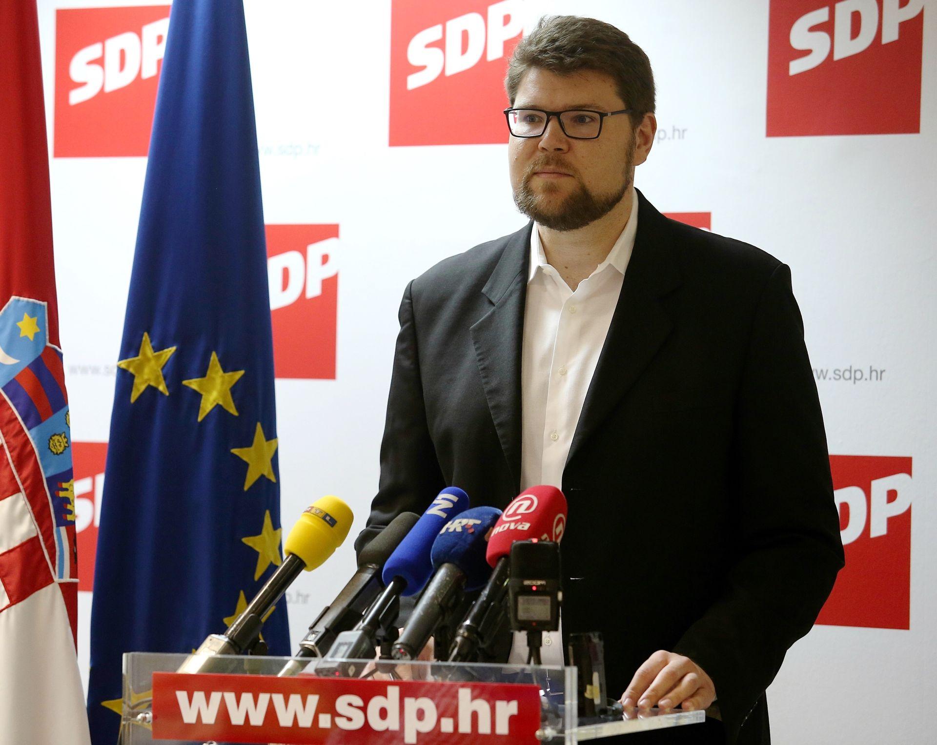 GRBIN O HASANBEGOVIĆU: 'Radi se o osobi koja je Hrvatskoj napravila štetu i bit će test je li Plenković doista promjena'