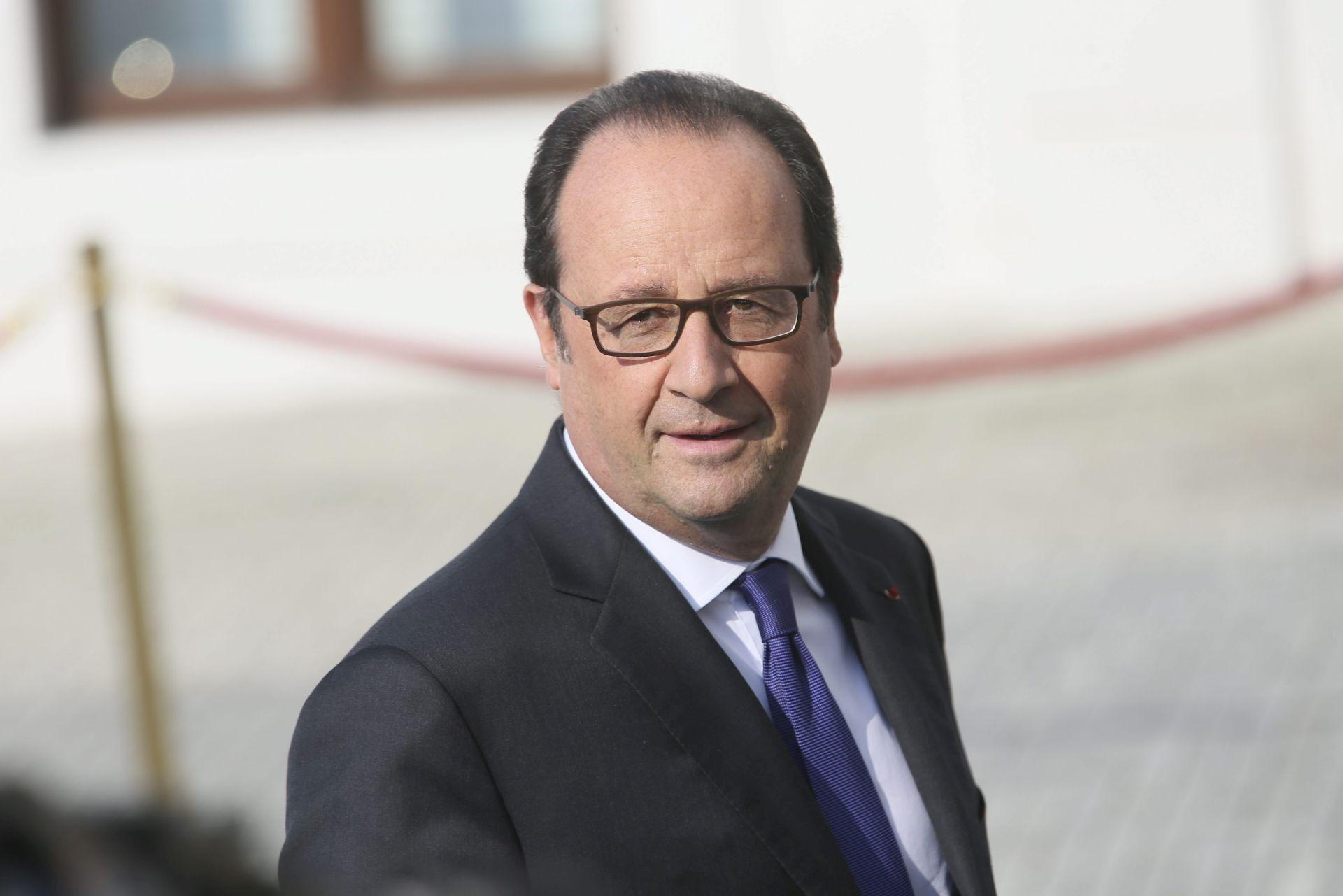 HOLLANDE: Europa mora biti sposobna sama se obraniti