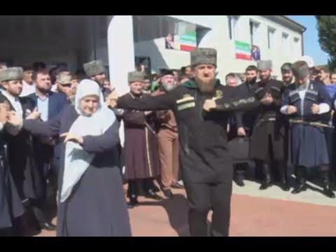 VIDEO: Ples čečenskog vođe Ramzana Kadirova na biračkom mjestu