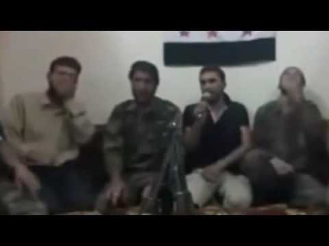 """VIDEO """"EKSPLOZIVNI SELFIE"""": Sirijski pobunjenici snimali selfie mobitelom povezanim s bombom"""