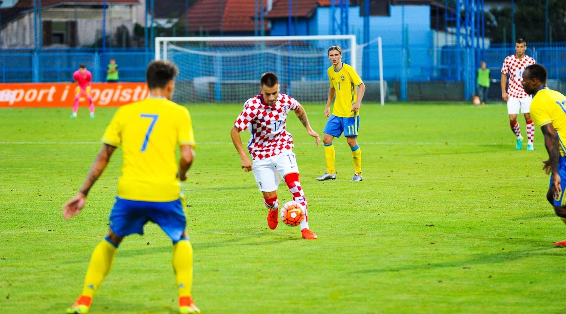 KVALIFIKACIJE U21: Hrvatska – Švedska 1-1