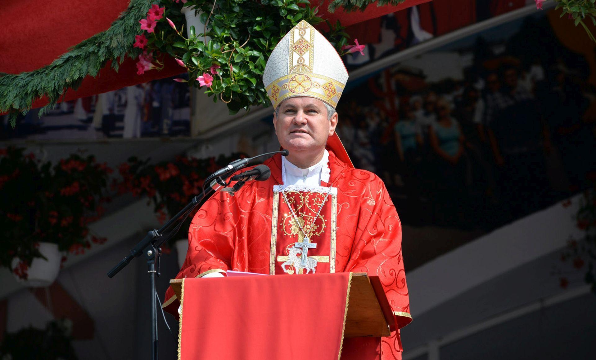 KOŠIĆ 'Sisačka vlast zabranila postavljanje spomenika kardinalu Stepincu ispred sjedišta Biskupije'
