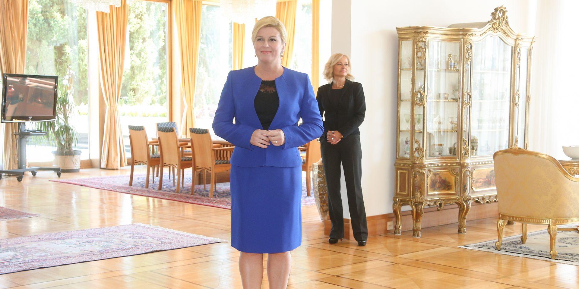 ZELENO SVJETLO Grabar-Kitarović razgovarala sa švicarskim predsjednikom