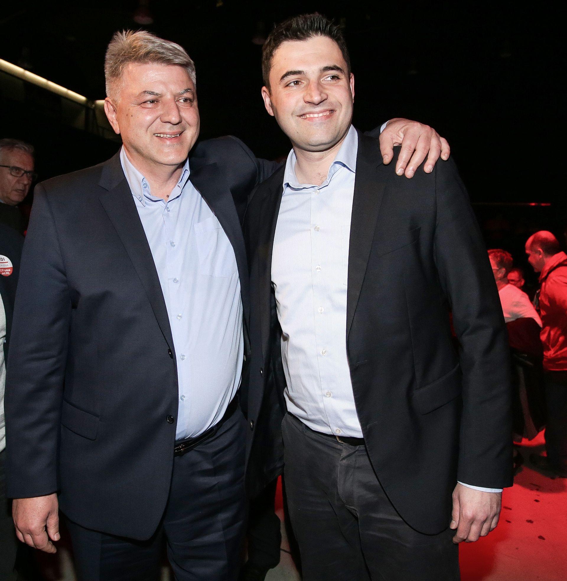UNUTARSTRANAČKI IZBORI: Komadina pozvao SDP-ovce da za predsjednika biraju Bernardića