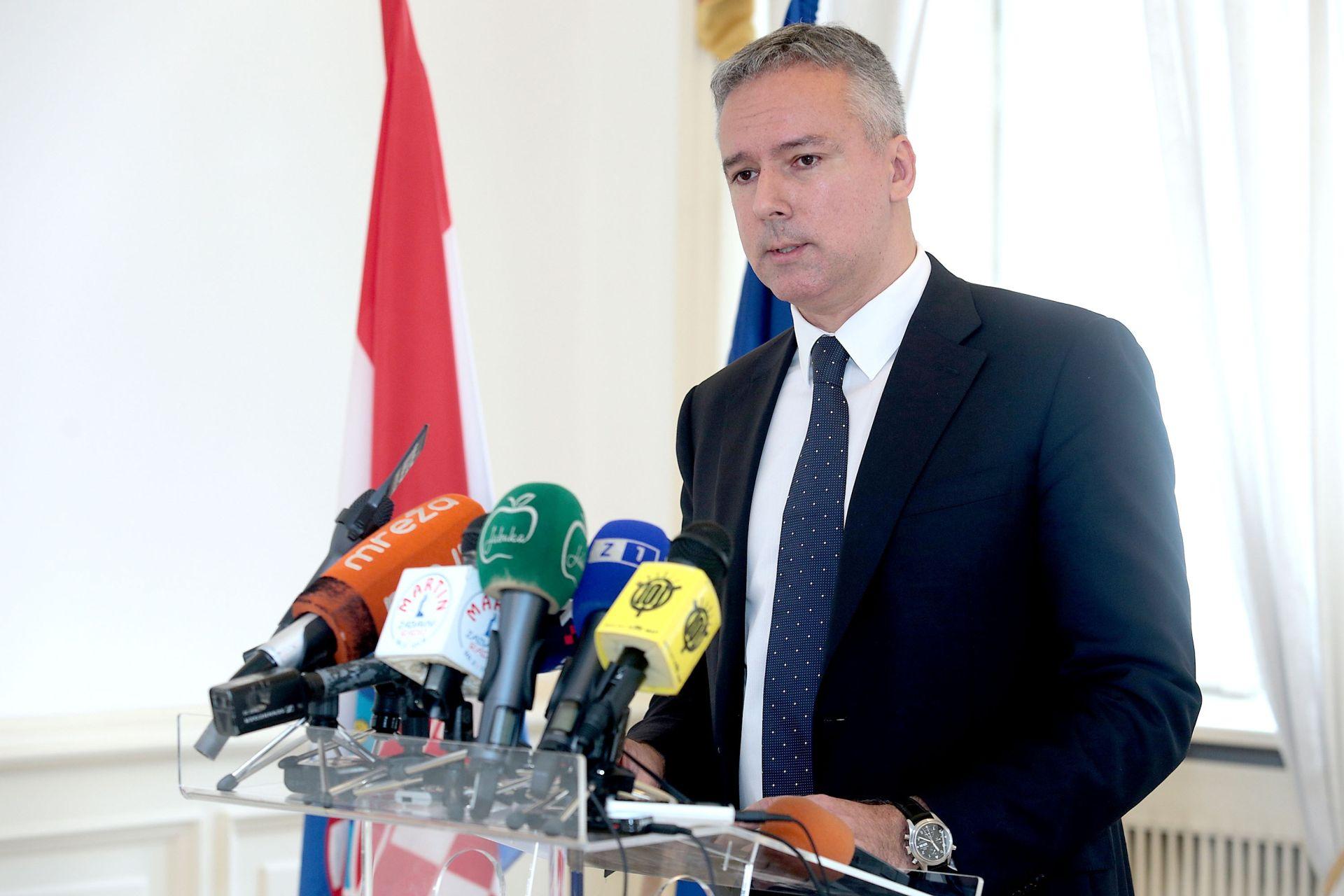 KOSOR: 'Sretan sam što Glasnović više nije dio naše većine i HDZ-a'