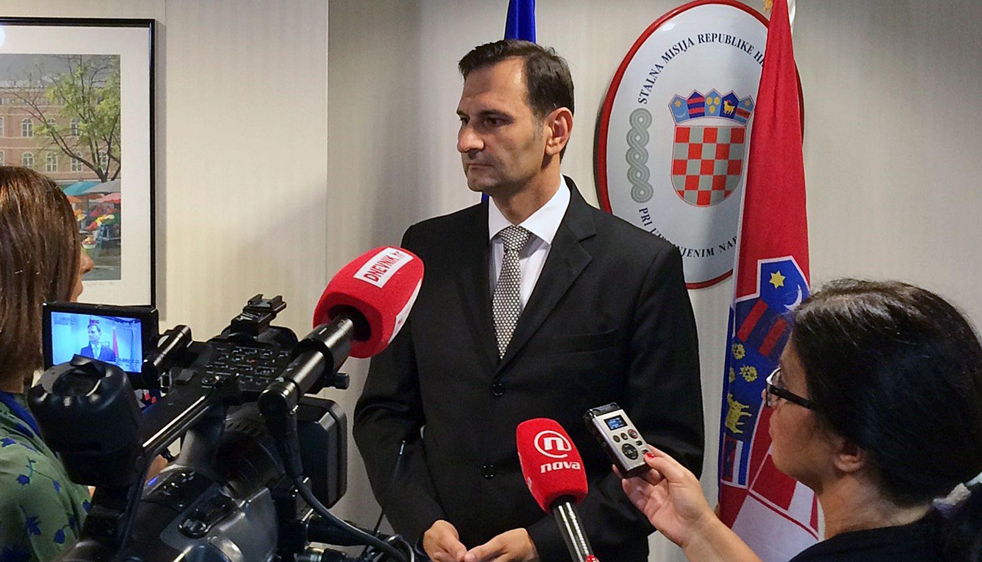 MIRO KOVAČ: 'Za Hrvatsku nisu prihvatljiva nikakva cijepanja ili dezintegracija BiH'