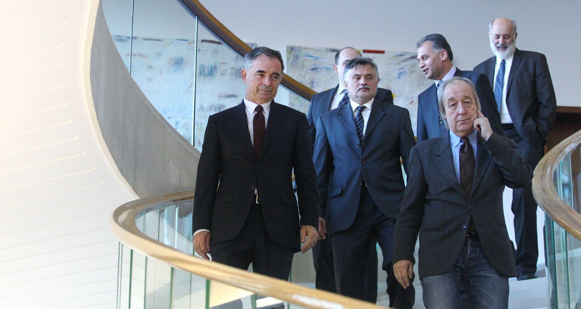 NASTAVAK PREGOVORA: Sastanak HDZ-a i predstavnika nacionalnih manjina