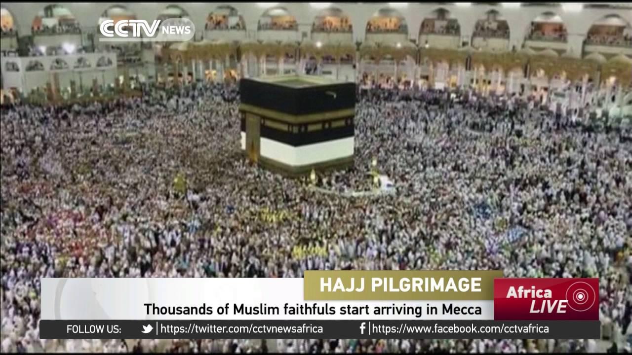 VIDEO: Tisuće hodočasnika pristiže u grad Mekku
